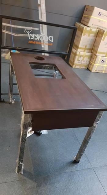 โต๊ะ-เก้าอี้ทานข้าวไม้ยางพารา