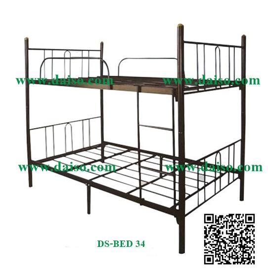 เตียงเหล็ก 2 ชั้น ขนาด3.5\' DS-BED 34