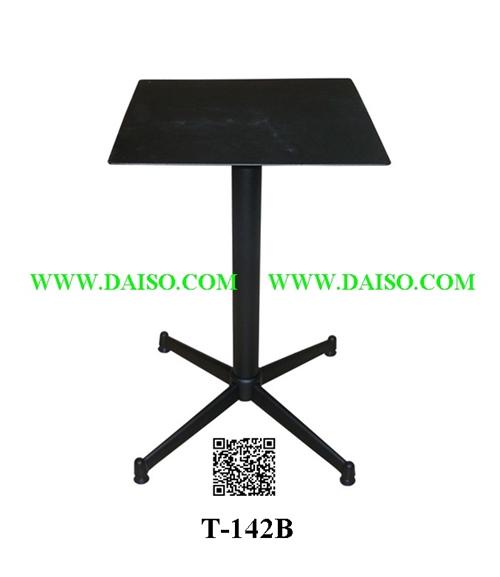 ขาโต๊ะเหล็๋ก ขา 4 แฉก T-142