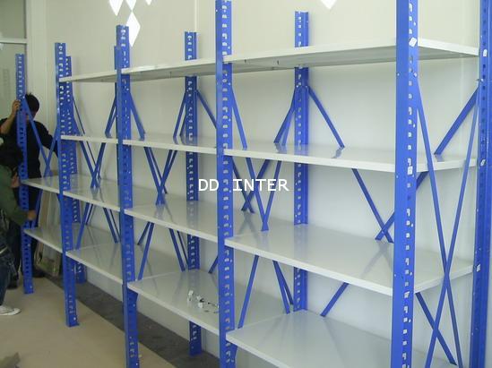 ชั้น ไมโครแรค 50x100x200cm 5 ชั้น 2