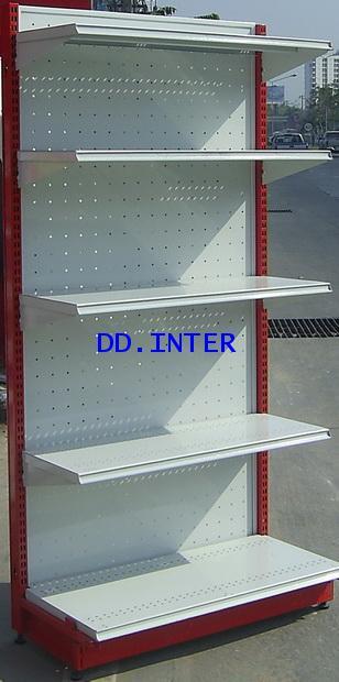 ชั้นหน้าเดียว Lx45x100x180 cm (หลังทึบ)