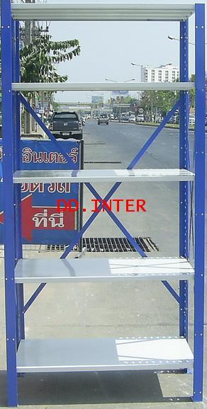 ชั้น ไมโครแรค 50x100x200cm 5 ชั้น 1