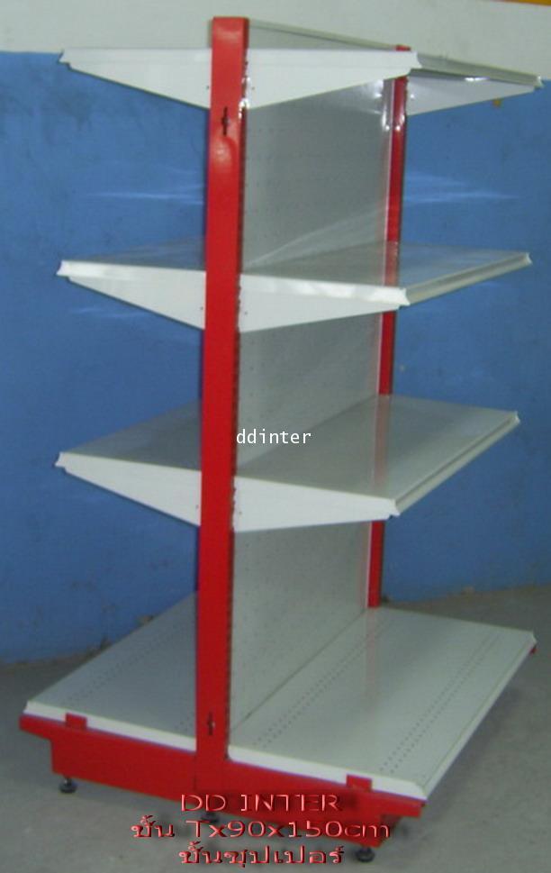 ชั้นสองหน้า Tx90x100x150 cm  (หลังทึบ)