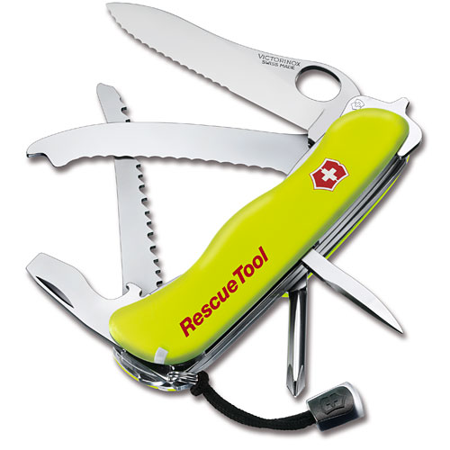 มีดพับ Victorinox Rescue Tool