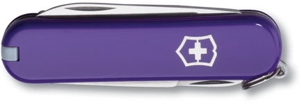 มีดพับ Victorinox Classic SD, Purple Handles