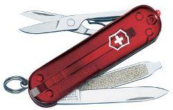 มีดพับ Victorinox SwissLite Translucent Ruby (53023)