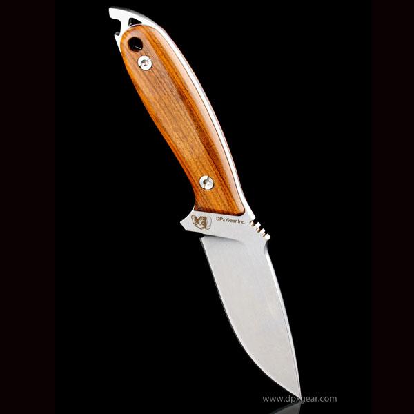 มีดใบตาย DPX HEFT 4 Woodsman Fixed Blade (DPHFX001)