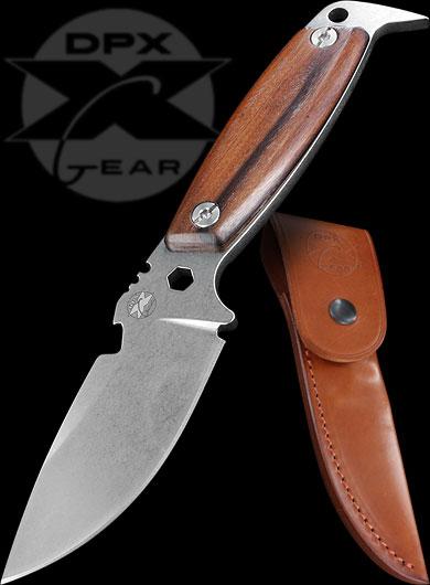 มีดใบตาย DPX HEST II Woodsman Fixed Blade (DPHSX004)