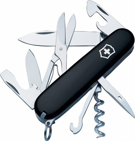 มีดพับ Victorinox Climber, Black (1.3703.3)