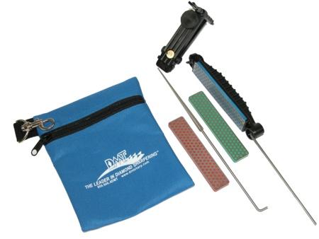 ชุดลับมีด DMT Aligner Guided Sharpening Deluxe Kit