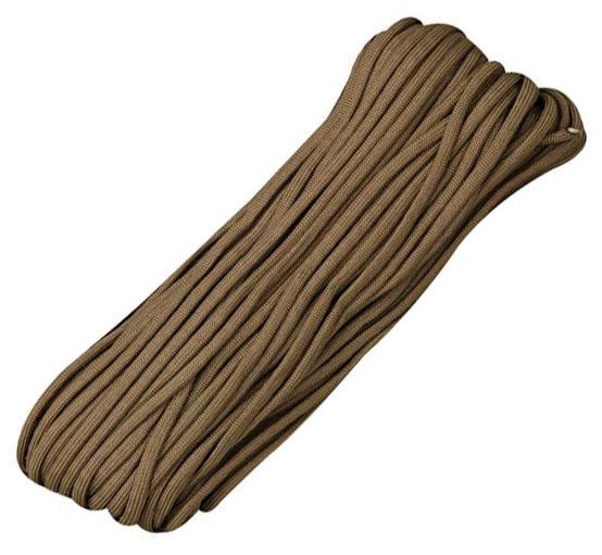 เชือกอเนกประสงค์ Parachute Cord 550 (Brown)