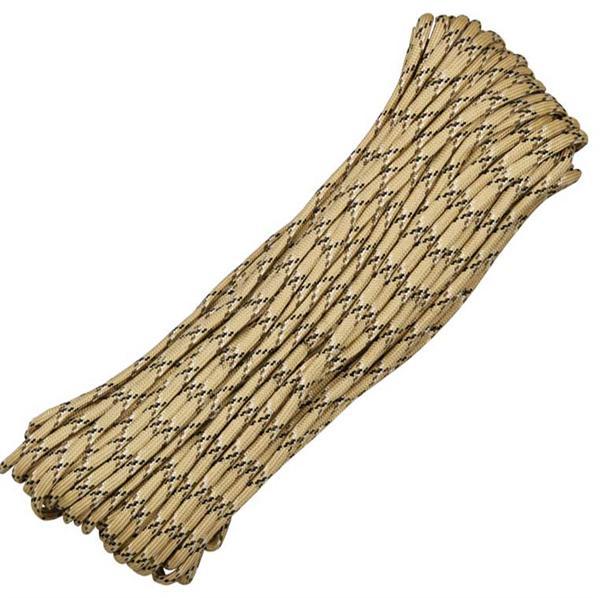 เชือกอเนกประสงค์ Parachute Cord 550 (Desert Camo)