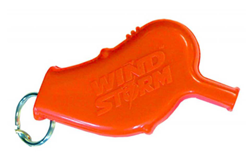 นกหวีด Windstorm Safety Whistle (สีส้ม)