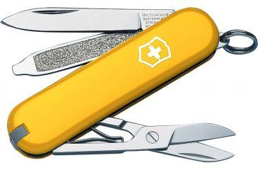 มีดพับ Victorinox Classic SD, Yellow Handles (0.6223.8)