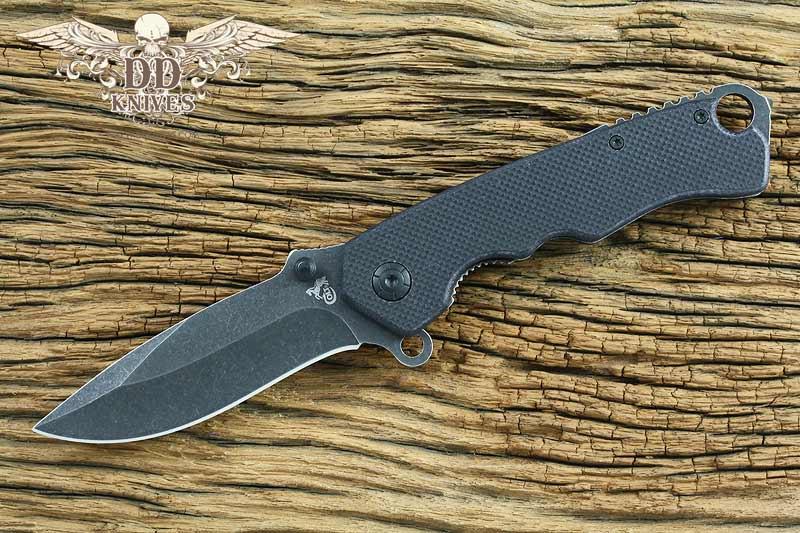 มีดพับ Colt Tactical G-10 Linerlock Folding Blade Knife (CT645)