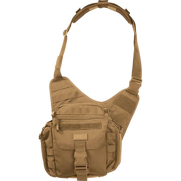 กระเป๋า 5.11 Tactical PUSH Pack, Flat Dark Earth (56037-131)
