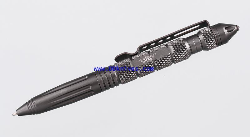 ปากกาแทคติคอล UZI Tactical Pen,  Gun Metal (UZI-TACPEN2-GM)