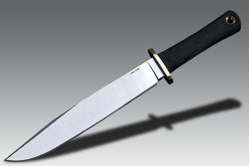 มีดใบตาย Cold Steel 39L16CT Trail Master O-1 Blade, Kray-Ex Handles (39L16CT)