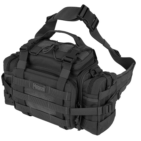 กระเป๋า Maxpedition Sabercat Versipack, Black (0426B)