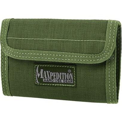 กระเป๋าสตางค์ Maxpedition Spartan Wallet, OD Green