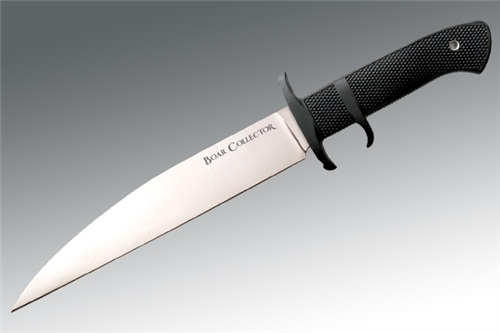 มีดใบตาย Cold Steel Boar Collector Fixed Blade, Kray-Ex Handle (39LSP)