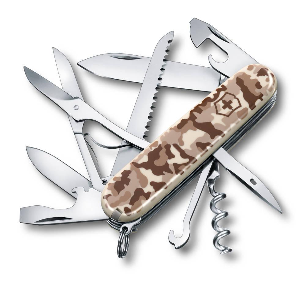 มีดพับ Victorinox Huntsman Desert Camouflage (1.3713.941)