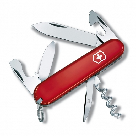 มีดพับ Victorinox Tourist Red (0.3603)