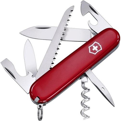 มีดพับ Victorinox Camper Red (1.3613)