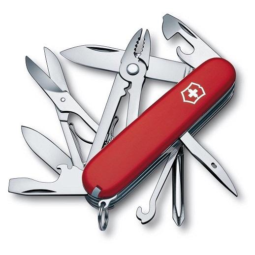 มีดพับ Victorinox Deluxe Tinker Red