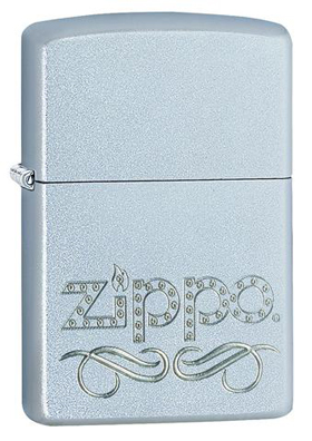 ไฟแช็ค Zippo Scroll (24335)