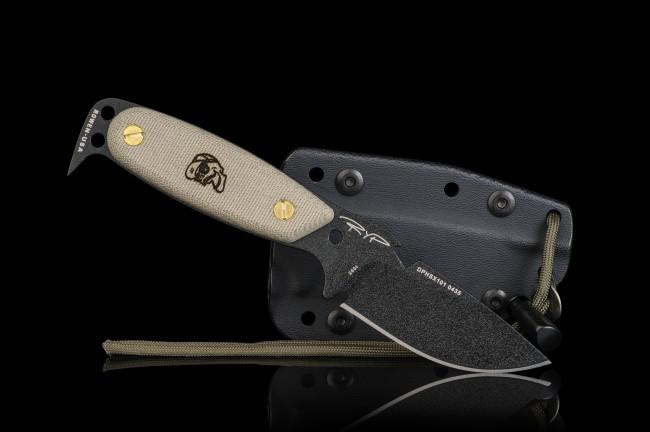 มีดใบตาย DPX HEST Original Fixed Blade (DPHSX101)