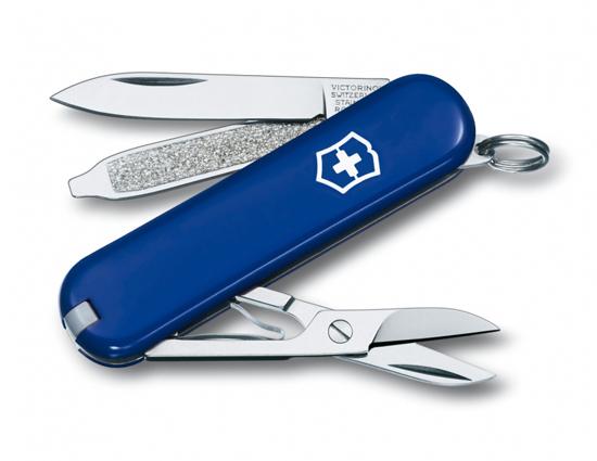 มีดพับ Victorinox Classic SD, Blue Handles (0.6223.2)