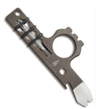 Wise Men Company Wise Guy Pocket Tool - Dark Oil Bronze (WGPT-DOB)