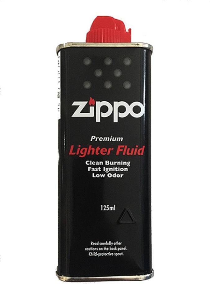 น้ำมันไฟแช็ค Zippo ขนาด 125 ml.