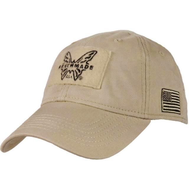 หมวก Benchmade Knives Tactical Coyote Tan Hat Velcro Patch (Adjustable)