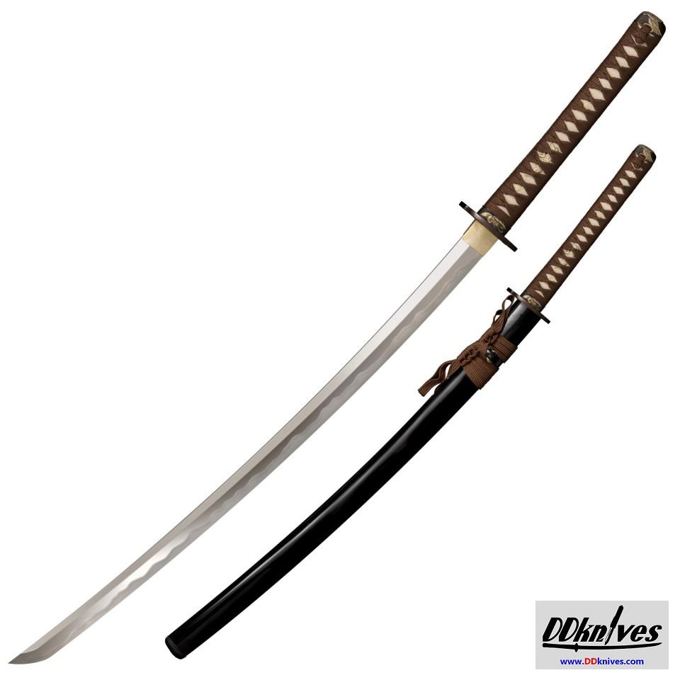 มีดดาบ Cold Steel Mizutori (Crane) Katana Sword, 1095 Carbon Steel Blade (88CKK)