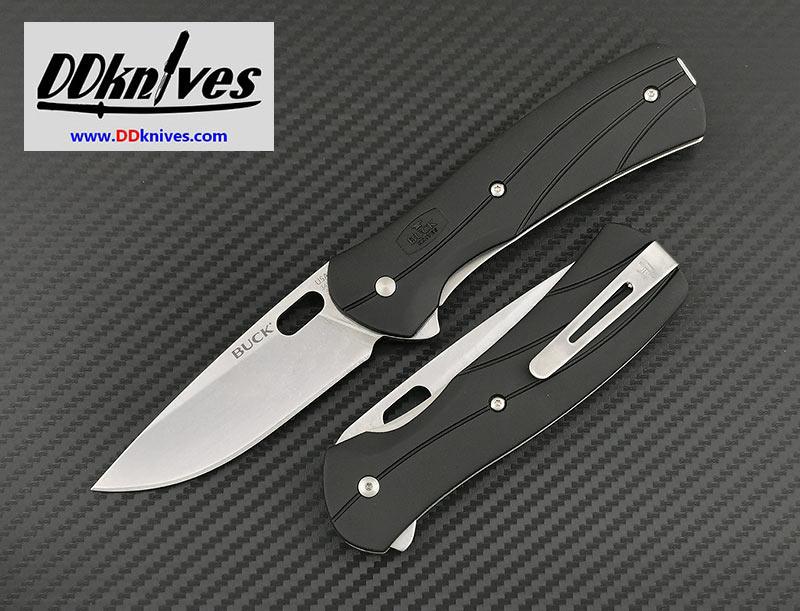 มีดพับ Buck Vantage Select Large Linerlock Folder 420HC Blade (345BKS)