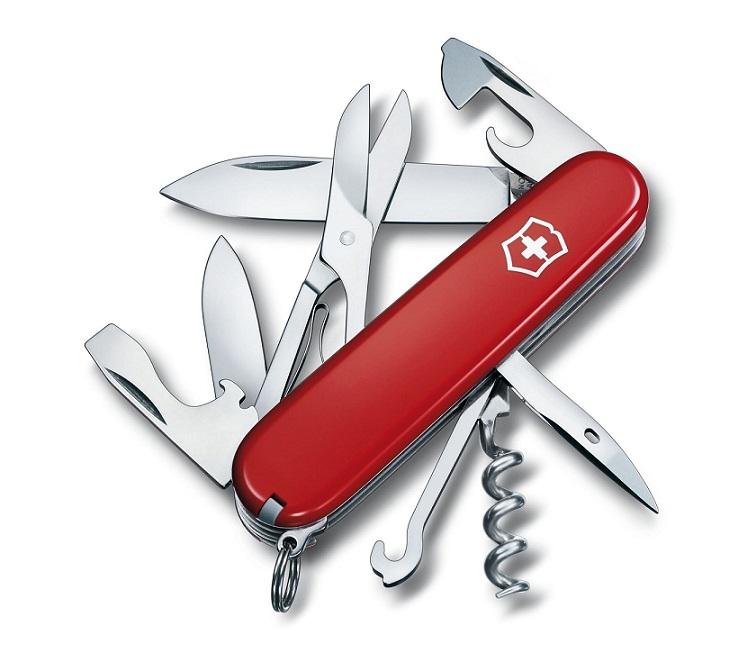 มีดพับ Victorinox Climber, Red (1.3703)