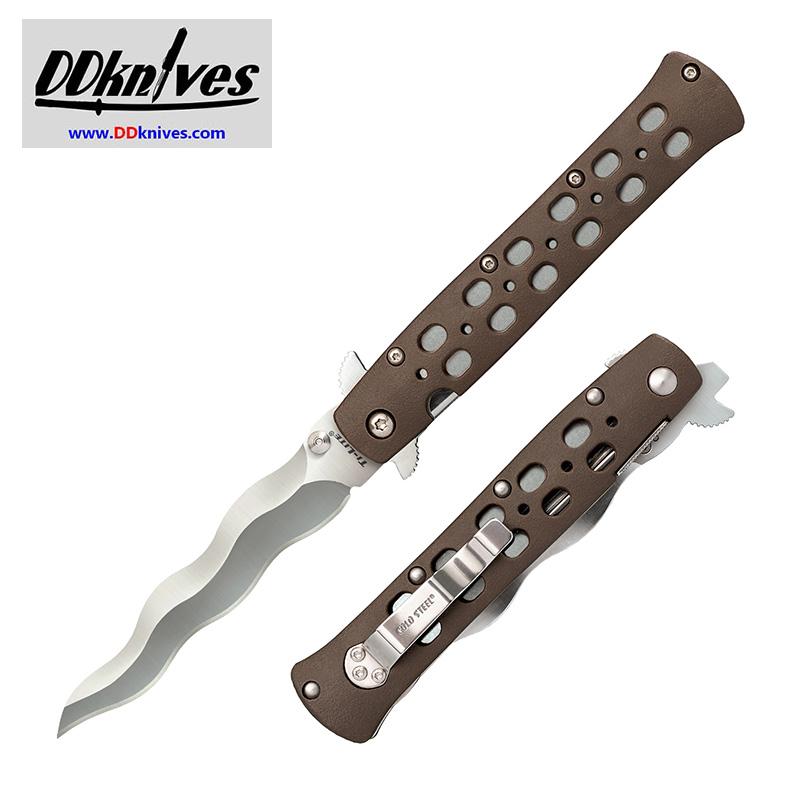 มีดพับ Cold Steel Kris Ti-Lite Folding Knife 4