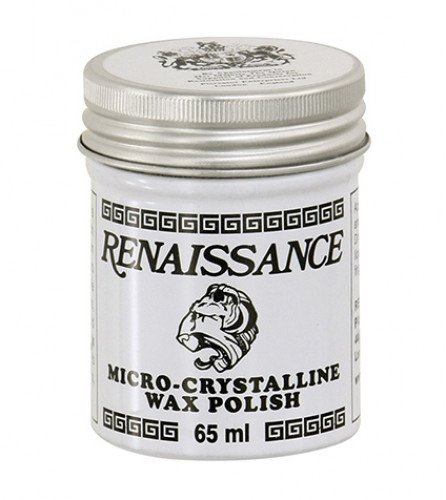 แว็กซ์สำหรับบำรุงรักษาเครื่องหนัง Renaissance Micro-Crystalline Wax Polish ขนาดบรรจุ 65 ml.