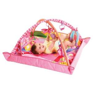 ที่นอนเด็กอ่อน 3 IN 1 สีชมพู เสริมพัฒนาการลูกน้อยรอบด้าน ราคาถูกที่สุดในเน็ต! ของใหม่จากอเมริ