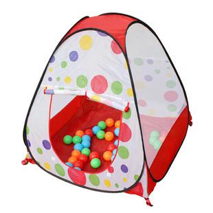 เต็นท์บ้านบอล ชุด DomeOne+ แถมฟรี! ลูกบอล