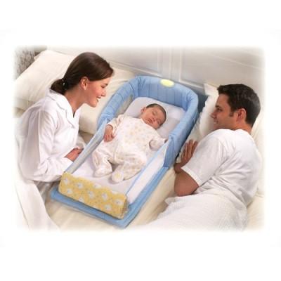 ที่นอนเด็กทารก เบบี้เซฟ ป้องกันพ่อแม่ทับลูกได้