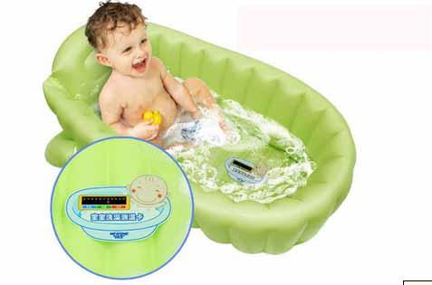 ที่วัดอุณหภูมิน้ำ สำหรับอาบน้ำเด็ก
