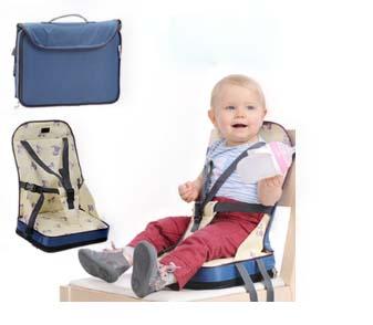 เก้าอี้นั่งทานข้าวเด็ก แบบพกพา มาตรฐานความปลอดภัยสูง ราคาโปรโมชั่น