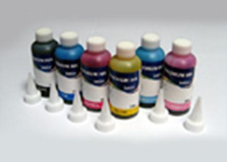 หมึกพิมพ์เสื้อ Sublimation Ink คุณภาพใช้กับ Printer Epson พิมพ์เสื้อ ผ้า เซรามิค โทร 0818112040