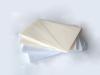 พลาสติกทำบัตร PET เมทาลิก silver Laser บัตรพลาสติกสีเงิน สีทอง ชนิดพิเศษสุด คุณภาพดีเยี่ยม