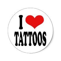 รับทำสติ๊กเกอร์ sticker Tattoo sticker พิมพ์ 4 สี 100 ดวงขึ้นไป งานด่วน
