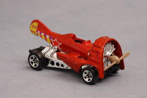 รถเหล็ก Hot Wheels -   Dog Fighter