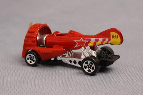 รถเหล็ก Hot Wheels -   Dog Fighter 1